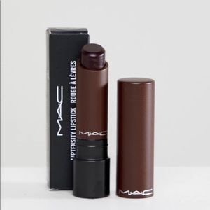 Mac lip intensity burnt violet